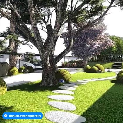 Garden service green di Daniele Attenni